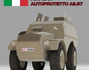 Autoprotetto Fiat Spa AS 37 Balkans 3D