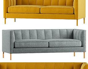 3D Vienna Sofa anthropologie