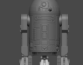 Star Wars - R2D2 Container for 3D Printing