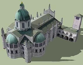Duomo di Como 3D model