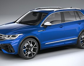 Volkswagen Tiguan R 2021 3D model