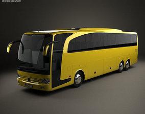 3D model Mercedes-Benz Travego M Bus 2009