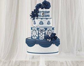 wedding Wedding Cake 3D model