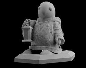 FF7 Remake Tonberry Final Fantasy Statue Sculpt 3D