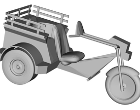 3D Trike or 3wheeler