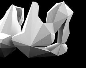 R3 Starchaser Shoe Left 3D print model