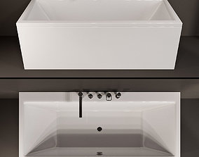 mixer Bath LAUFEN PRO 232951 3D