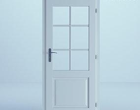 3D model White Door 39