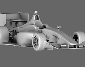 Indy Lights 2015 3D model low-poly
