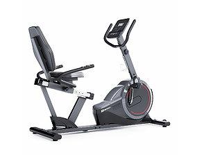 3D Horizontal exercise bike Hop-Sport HS-060L