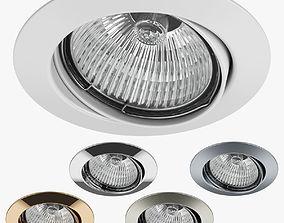 01102x Lega 16 Lightstar Spot light lightstar 3D model