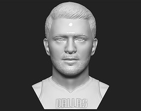 Luka Doncic bust 3D printing ready stl obj formats