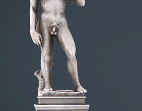 3D David of Michelangelo