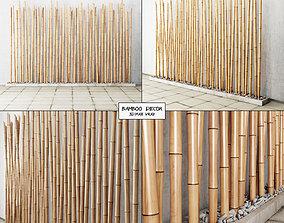 Bamboo decor n19 binder 3D model