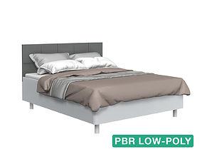 3D model Bed - Intercrus -