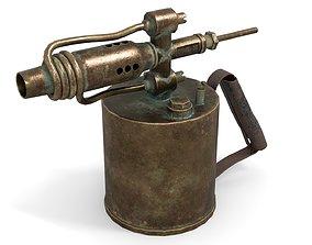 3D asset Blowtorch 1
