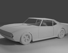 automotive Chevrolet Camaro 3D model