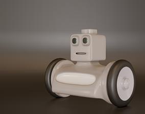3D asset robot vacuum cleaner