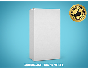 kraft 3D Package box