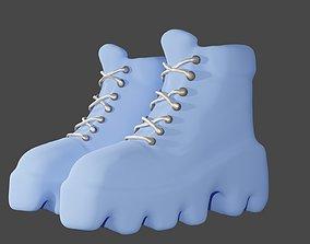 Platform boots 3D