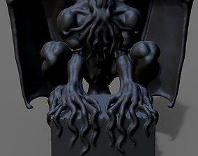 lovecraft Cthulhu 3D print model