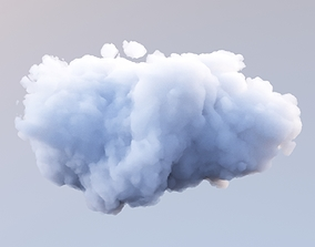 Polygon Cloud 7 3D model