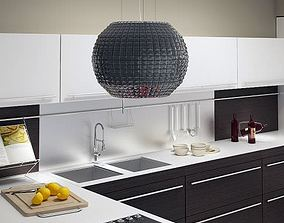 3D Kitchen Electronics Collection