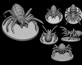 3D print model CAMEL SPIDER