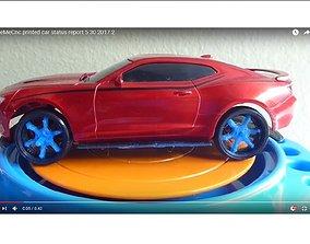 Wheel Tire Crome 3D printable for beginners 3dprintable