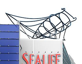 Sea Life Centres 3D