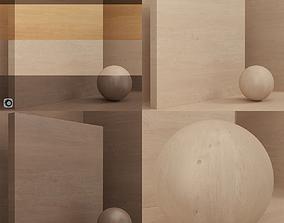 3D Wood material - veneer seamless