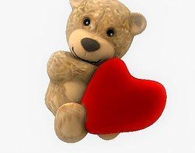 3D printable model Sweet Teddy