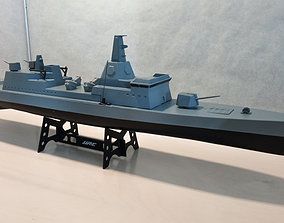 boat Cruiser - 3D print warship