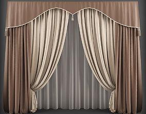 Curtain 3D model 77