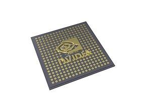 3D model Nvidia CPU v1 001