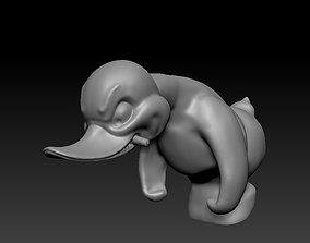 Death Proof Duck games 3D print model
