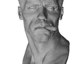 Arnold Printable face