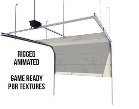 Garage door 3D Models | CGTrader