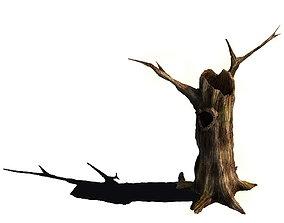 willow 3D Desert - dead tree 11