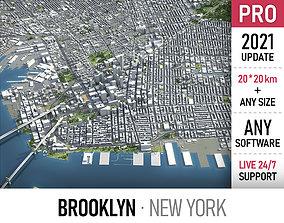 Brooklyn NY 3D model