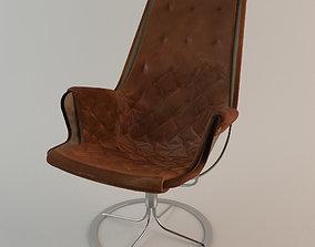 3D model Bruno Mathsson Jetson Chair DUX