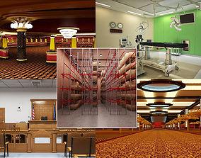 3D Interior Collection sentosa