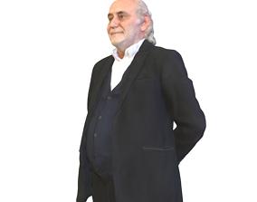 3D model No205 - Old Man Standing