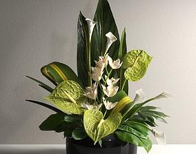 3D Corporate Flowers