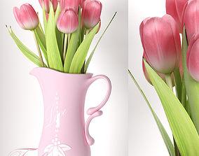 3D Tulips 7