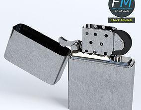 3D Metal lighter