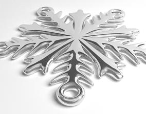 Snowflake 6 3D