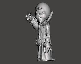 ALIEN Toy soldier 3D print model