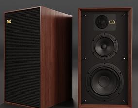 3D Wharfedale LINTON Heritage Loudspeaker