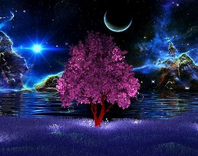 3D Cosmic tree